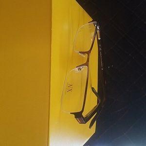 Armani eyeglasses